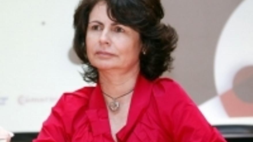 Matilde Asián, vicepresidenta de Sodecan