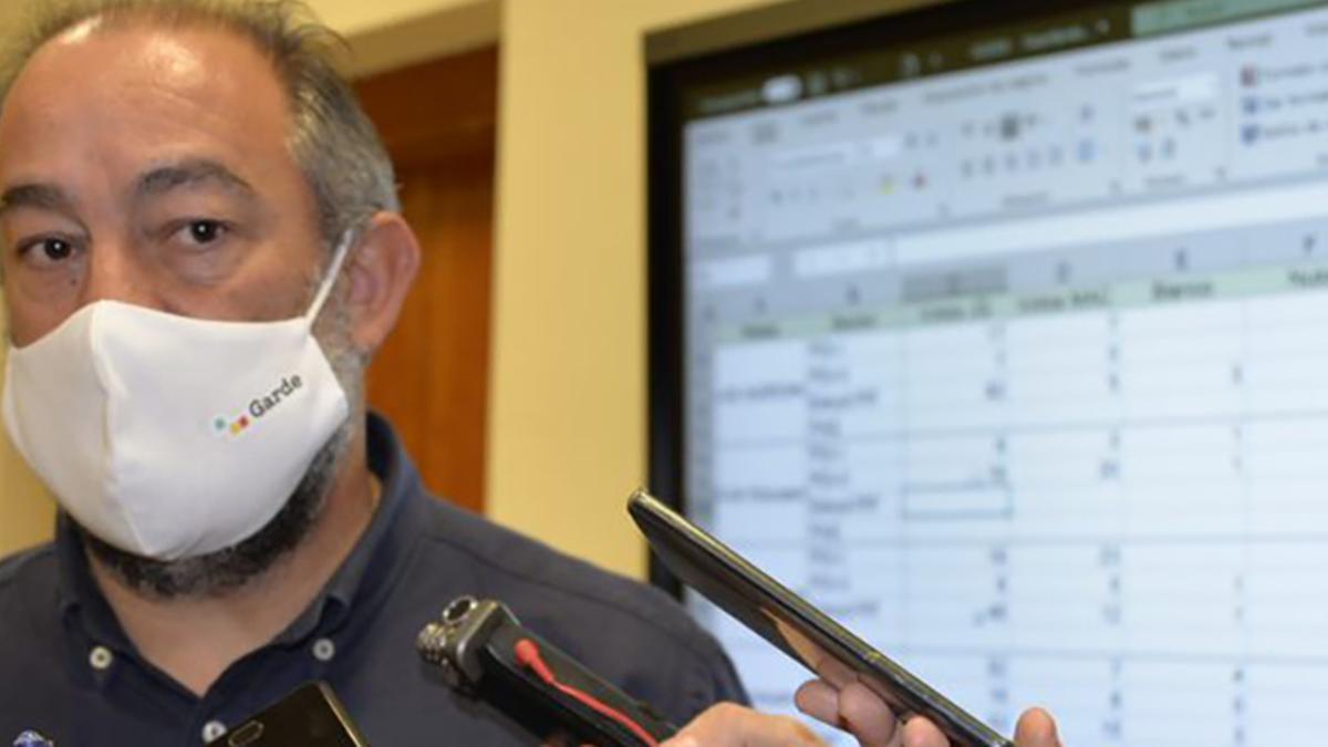 Julián Garde es el nuevo rector de la UCLM