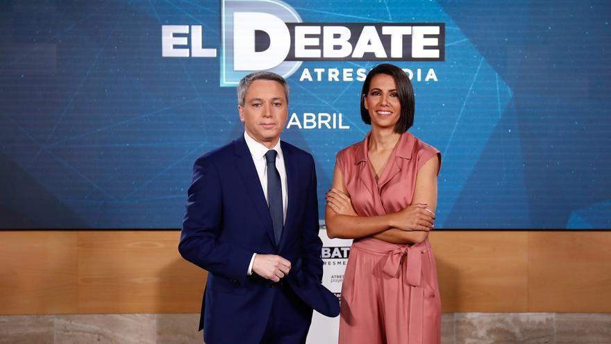 Junta Electoral no acepta el debate a cinco de Atresmedia porque la presencia de Vox rompe la proporcionalidad