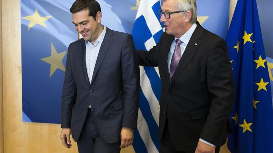 La CE hace un intento de última hora por reconducir la negociación con Grecia