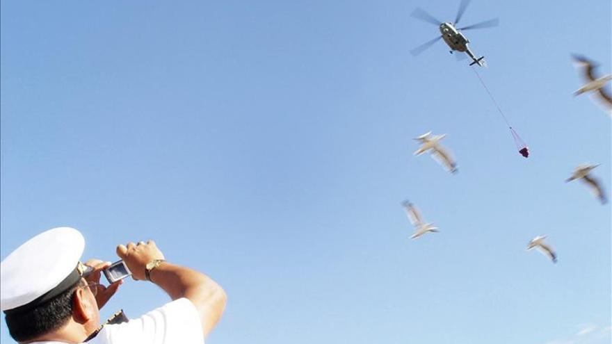 Perú anuncia nueva compra de helicópteros y drones para la Policía Nacional