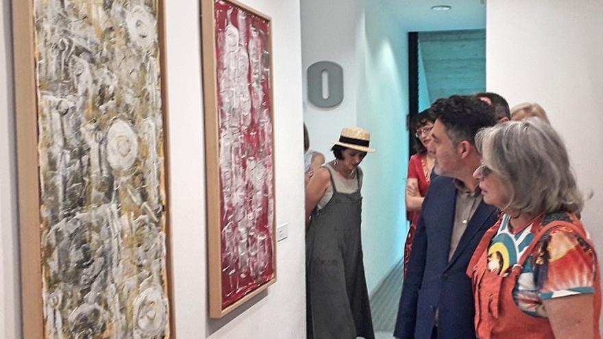 Exposición de Dora Catarineu