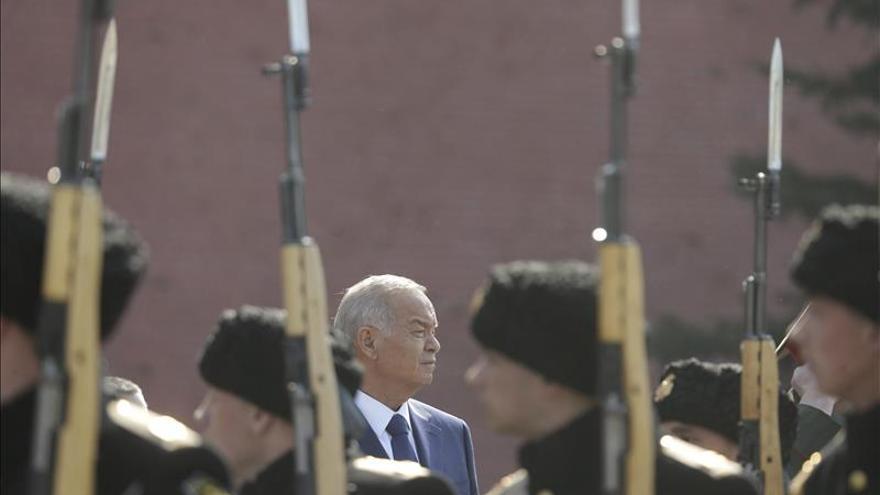 Karímov gana elecciones uzbekas con el 90,39 por ciento, según los resultados preliminares