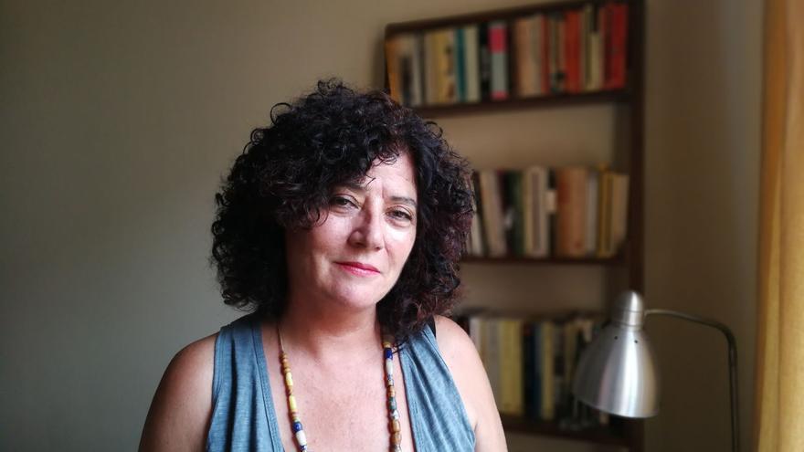 Georgina Cisquella, periodista y guionista