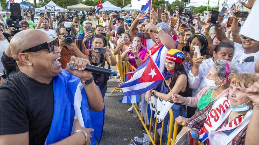 Cubanos en Miami mandan parar la música y piden pasos concretos frente a Cuba
