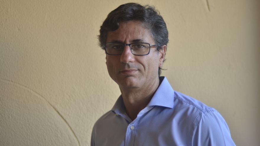 Manuel Alejandro Hidalgo, economista y autor de 'El empleo del futuro'.
