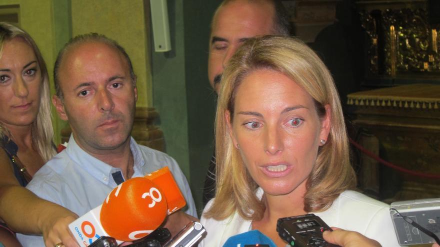 La presidenta del Parlamento Vasco asegura que no es el momento más idóneo para tratar deseos de soberanía