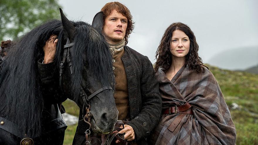 'Outlander' se llevó 4 de los galardones más preciados de la noche