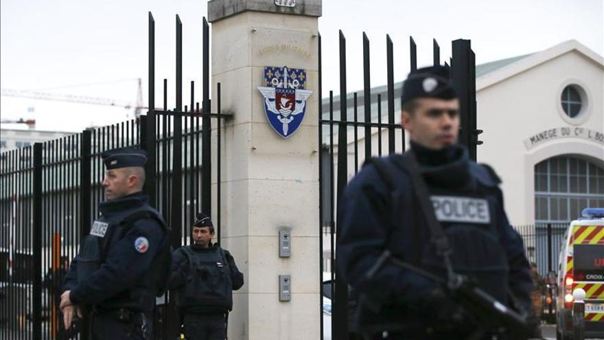 Encuentran, con armas, un segundo coche utilizado por los terroristas