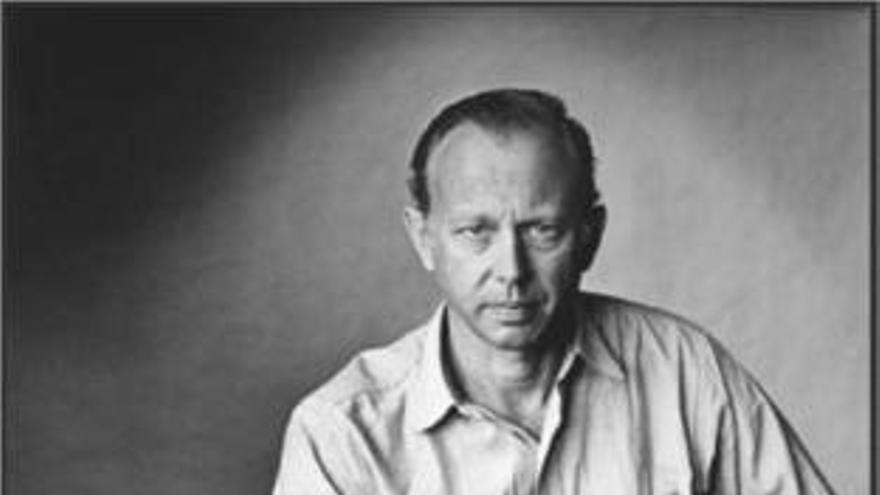 Ellsworth Kelly, retrato de Jack Mitchell