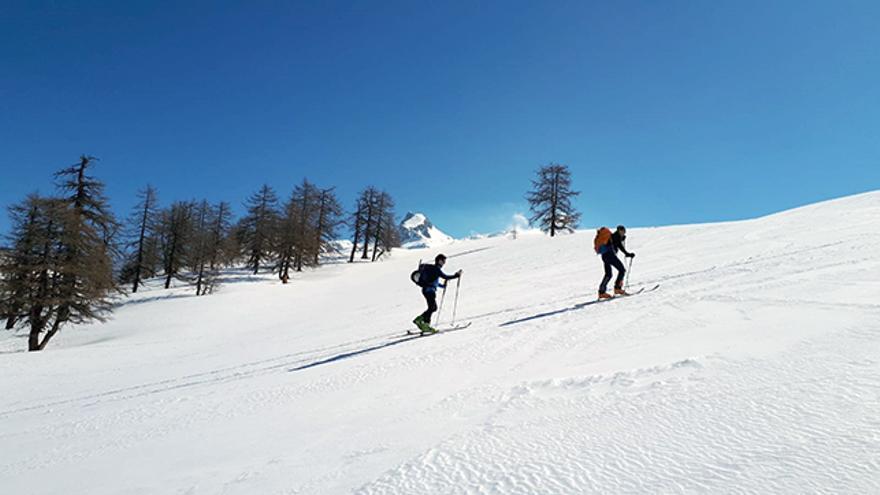 Binntal (Alpes suizos).
