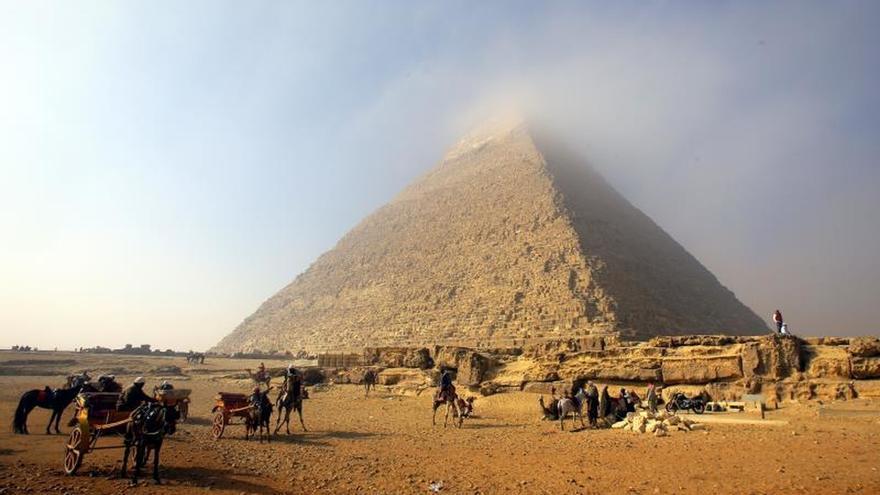 egipto prevé superar los 10 millones de turistas en 2018 tras el