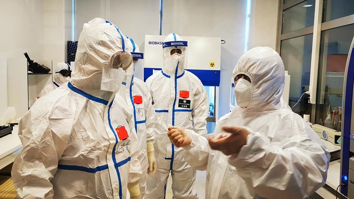 Un equipo de la OMS buscará encontrar el origen del coronavirus en China