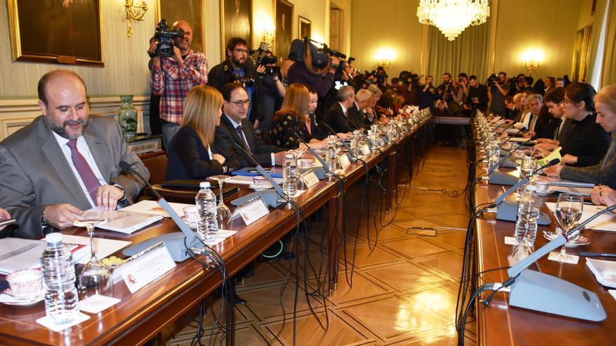 Reunión preparatoria de la Conferencia de Presidentes / JCCM
