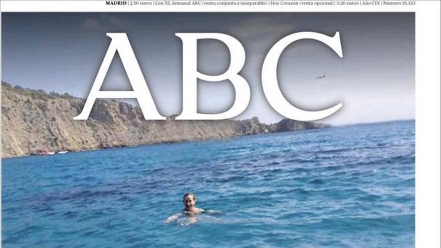 De las portadas del día (23/09/2012) #6