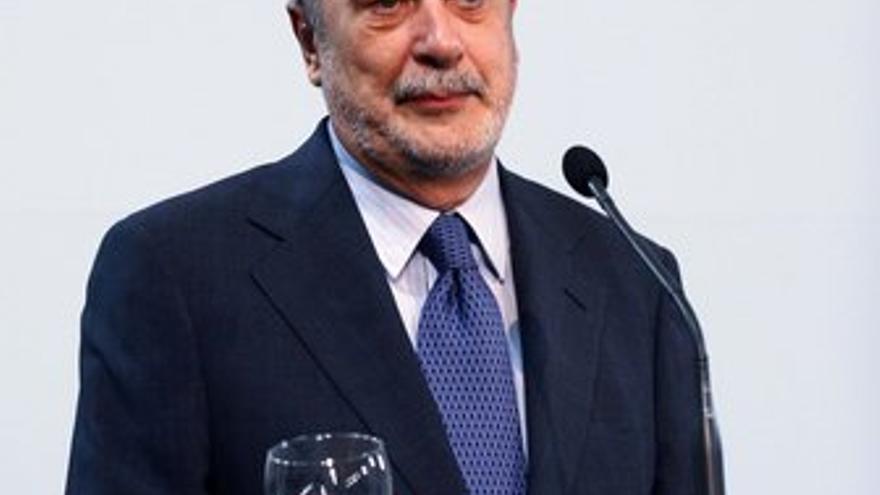 El presidente de la Junta, José Antonio Griñán