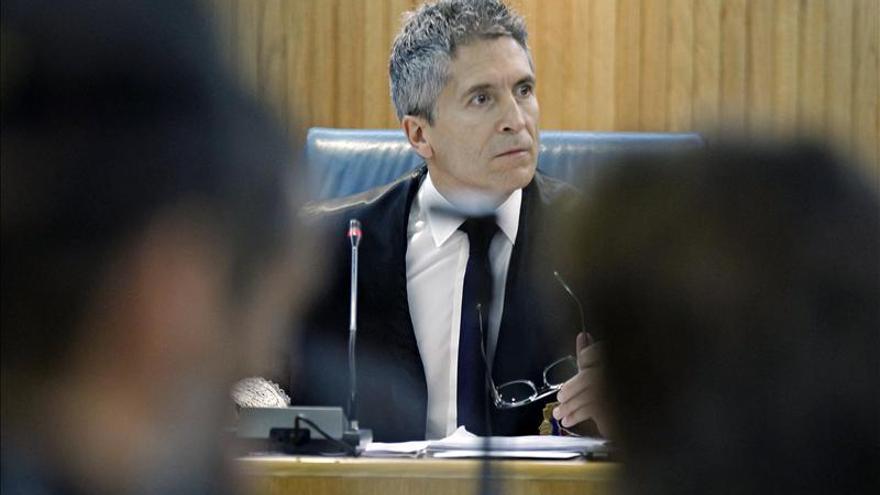 Grande-Marlaska reclama un órgano judicial contra la corrupción trasnacional