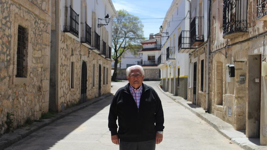 Paulino Collada, aldalde de El Recuenco