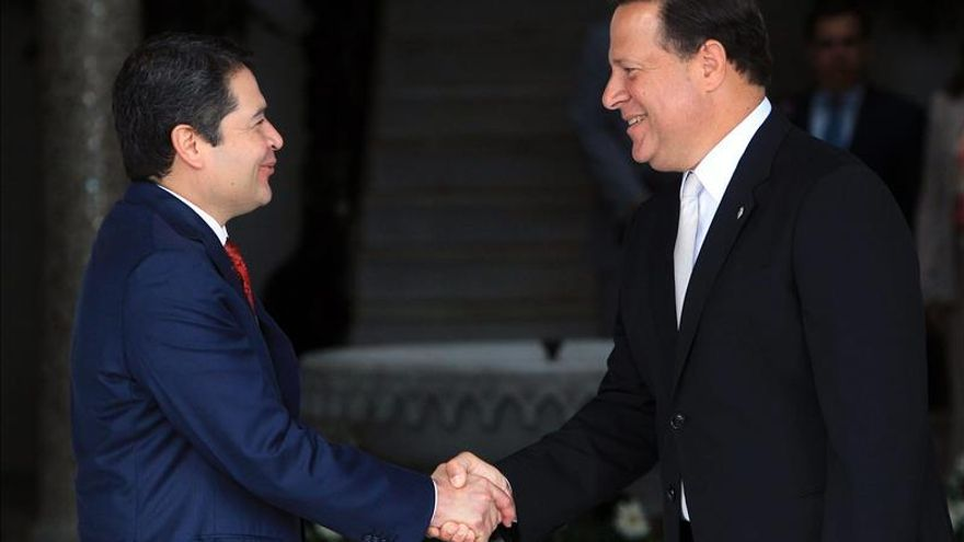 Varela y Hernández acuerdan dar prioridad a la lucha contra el crimen organizado