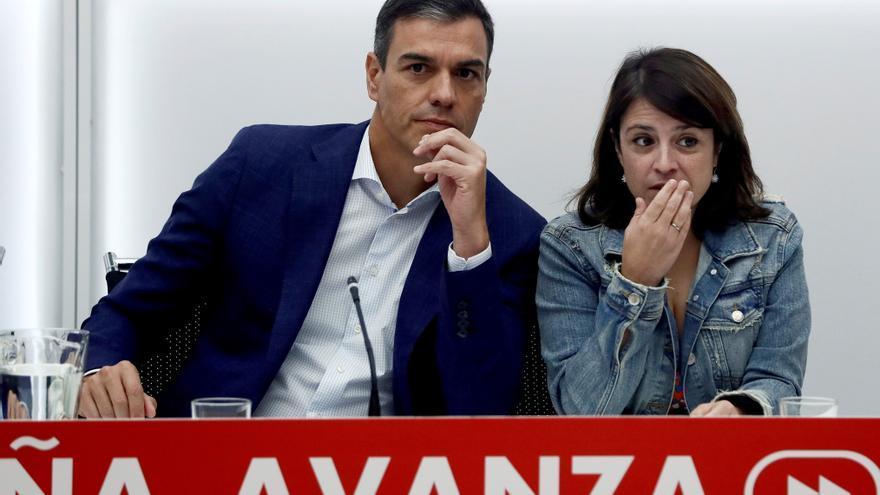 Lastra asume oficialmente la coordinación general del 40 Congreso del PSOE