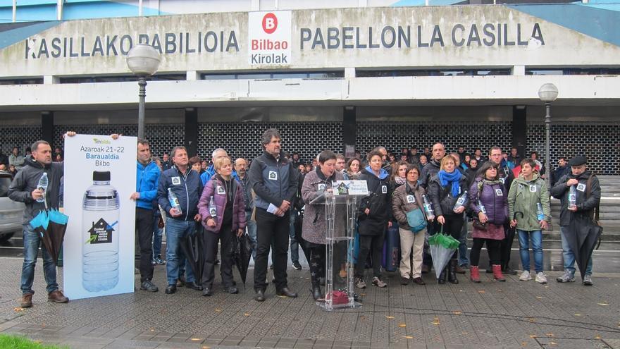 """EH Bildu reclama que se aplique la """"legalidad vigente"""" a los presos de ETA y su traslado a Euskadi"""