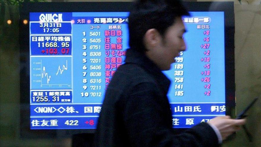 Los sueldos en Japón subieron por tercer mes consecutivo en septiembre