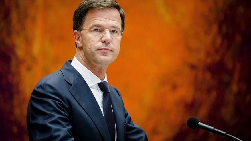 El Parlamento holandés acuerda respaldar el tratado entre Ucrania y la UE