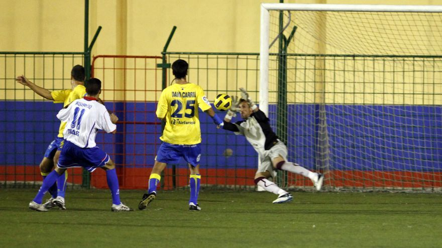 Del encuentro benéfico: UD Las Palmas-Telde #12