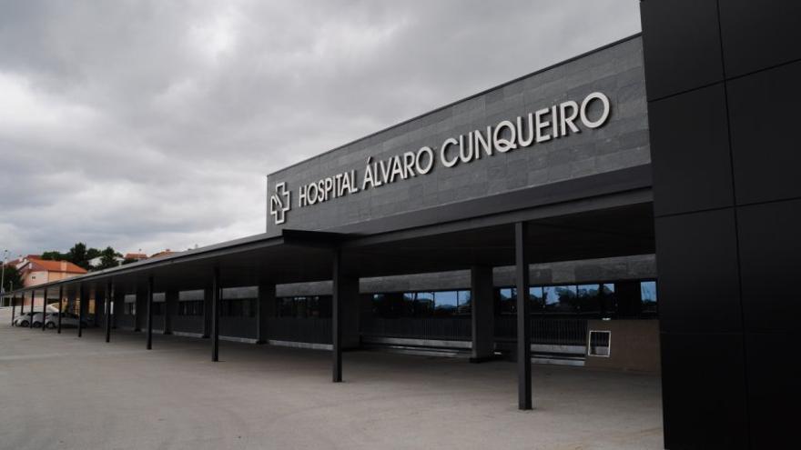 Instalaciones del hospital Álvaro Cunqueiro de Vigo