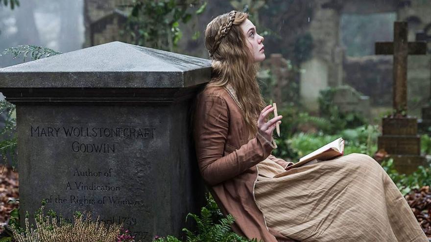 """Mary Shelley, una de las autoras envueltas por """"el mito del logro aislado"""""""