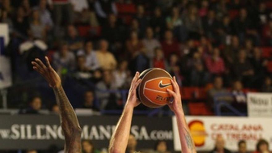 El Bizkaia Bilbao Basket Cae En Su Visita A Manresa