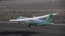 Binter  refuerza su programación de vuelos con La Palma