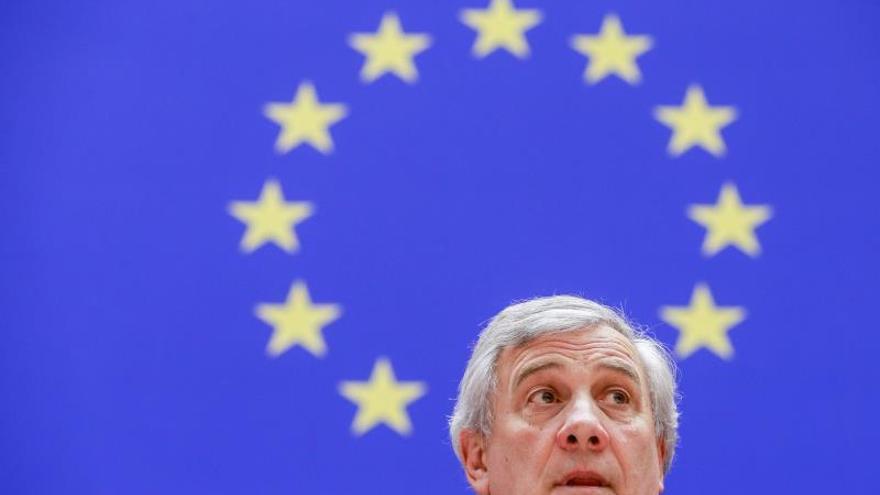 """Tajani llama a """"bajar el tono"""" y reducir el """"discurso de odio"""" generalizado"""