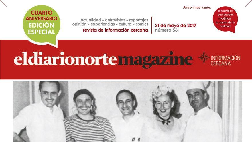 Portada de la revista especial de eldiarionorte.es