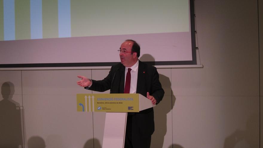 """Iceta ve """"oportunista y poco creíble"""" el Govern alternativo que propone Rajoy"""