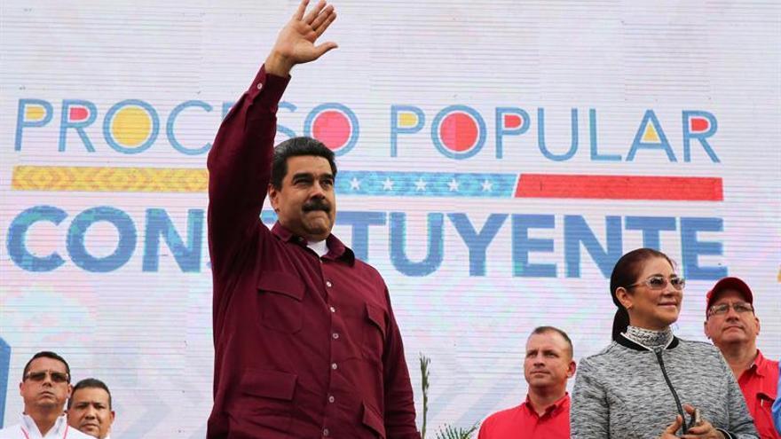 Maduro envía palabra de aliento a pueblo de Brasil y pregunta qué dice la OEA