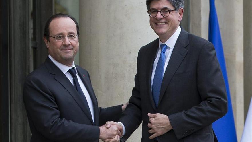 EEUU pide estímulos para la demanda en la eurozona y Francia mira a Alemania