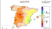 El otoño que llega será casi un grado más cálido que la media en zonas de Castilla-La Mancha