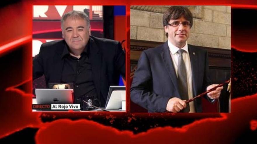 """¿Es el procés catalán el mejor """"reality"""" de la TV en la actualidad?"""