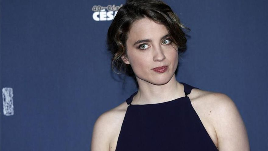 "Adèle Haenel gana el César a la mejor actriz por ""Les Combattants"""