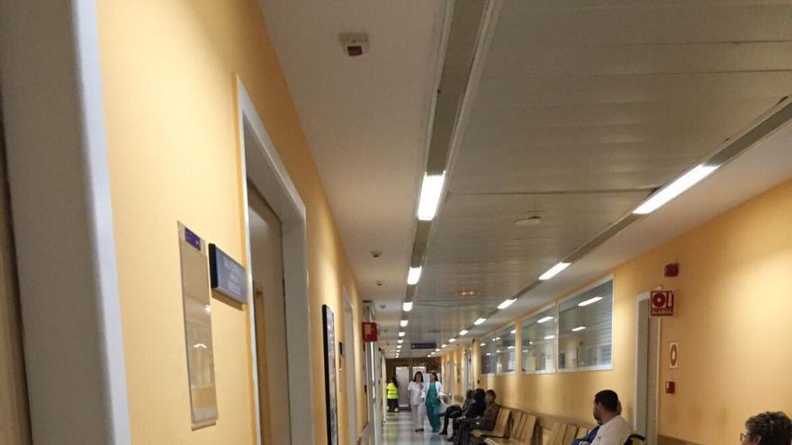 Urgencias del Hospital Virgen de la Salud de Toledo / Foto: Consejería de Sanidad