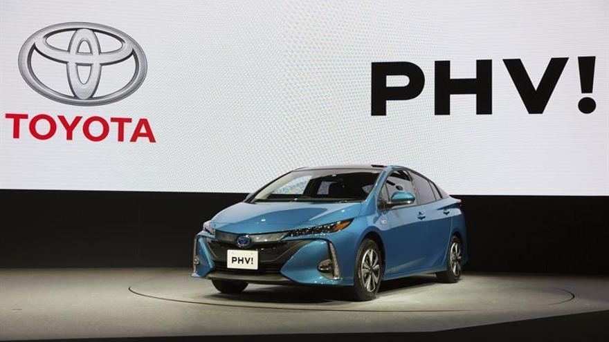 El Prius de Toyota fue el coche más vendido en Japón en junio