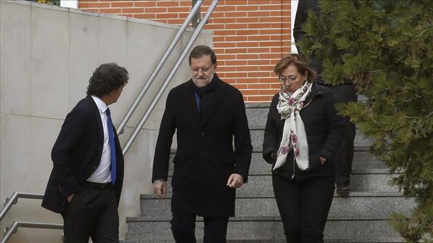 Rajoy se compromete a trabajar para reducir el precio de comida para celíacos