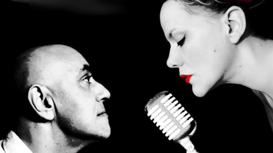 El dúo formado por Esther Alfonso Da Costa y el pianista Augusto Báez