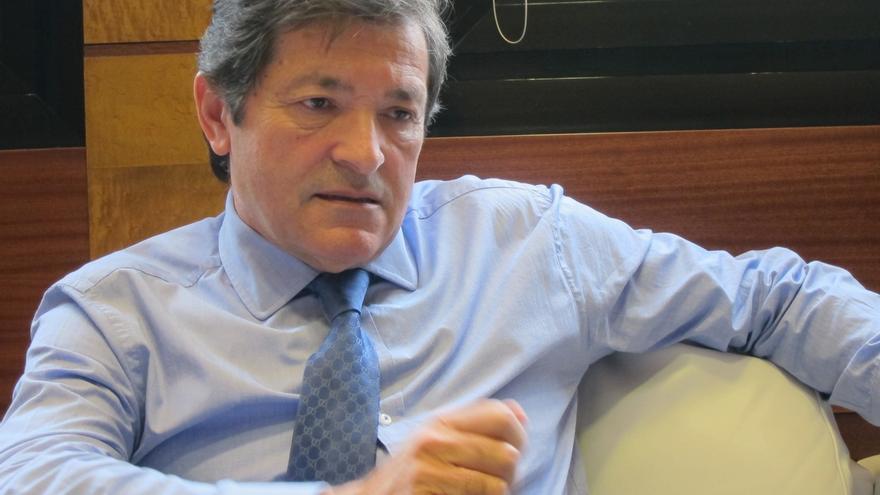 """""""El PSOE es el único partido que puede dar estabilidad y futuro a Asturias"""", afirma Javier Fernández"""