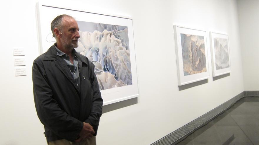 El Museo Universidad de Navarra acoge una exposición de fotografías de Vallhonrat realizadas en alta montaña