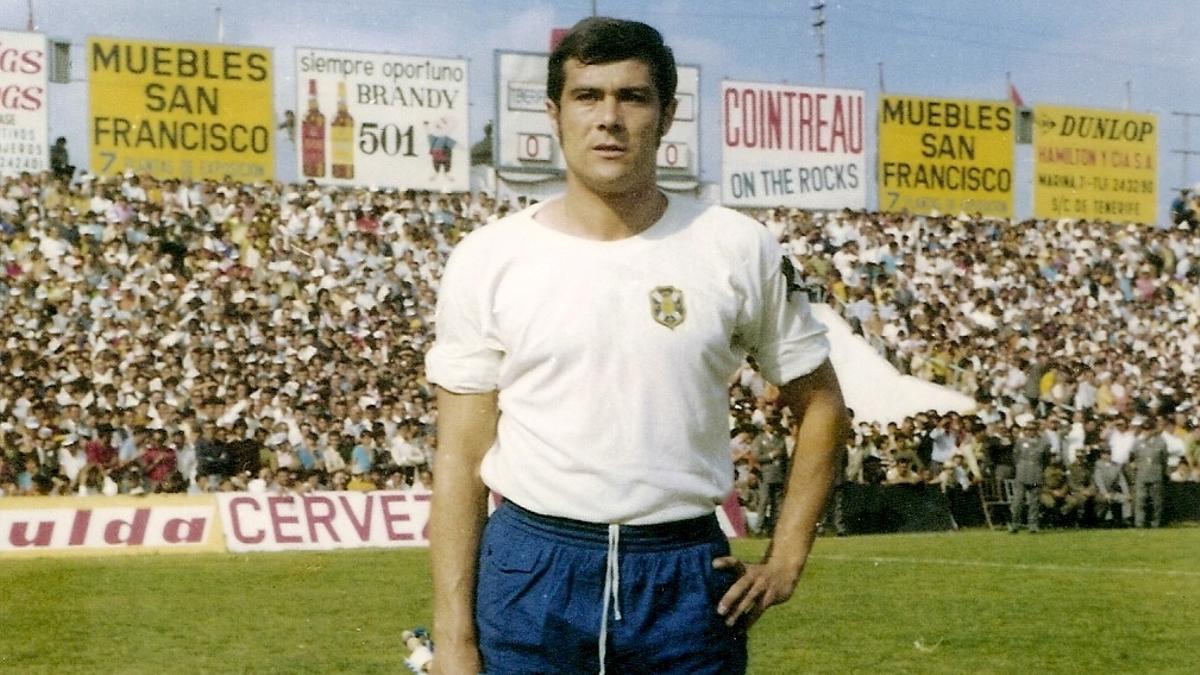El grancanario Alberto Meolina.
