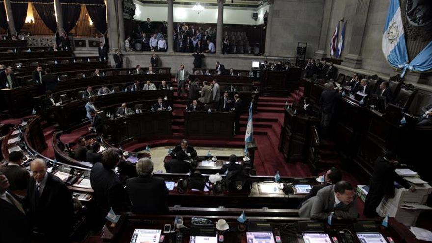 El Congreso de Guatemala aplaza la elección del nuevo vicepresidente por falta de quórum