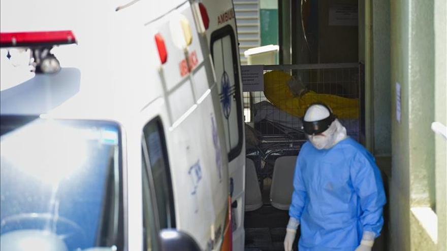 Da negativo el primer examen por ébola a brasileño procedente de Guinea