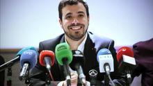 Alberto Garzón califica de antidemocrática la expulsión de IU de los principales debates electorales